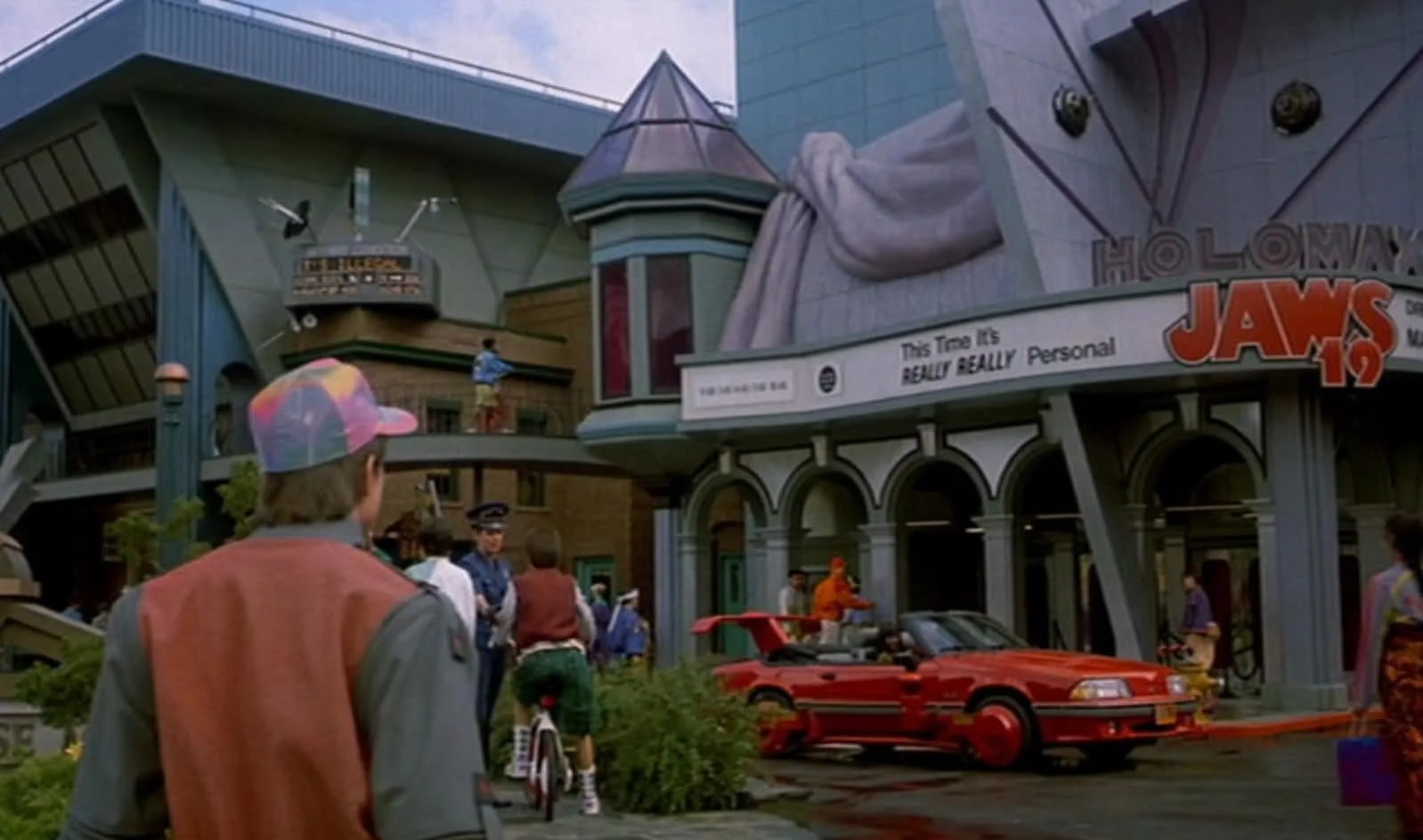 Back To The Future Day 9 Other Films That Actually Got