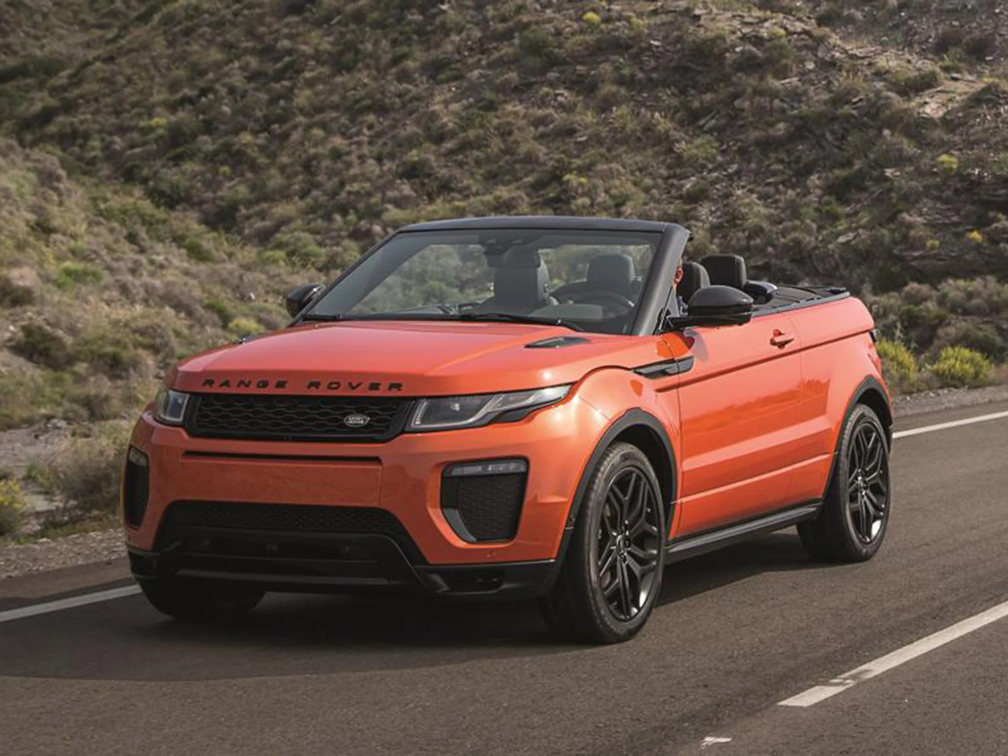 2016 Range Rover Evoque Convertible Prices revealed for its