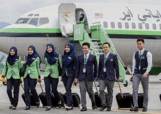 Shariah compliance airlines