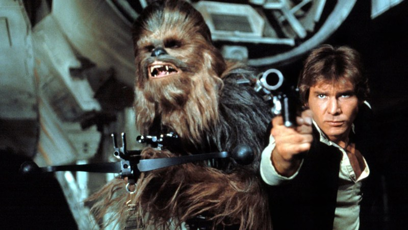 Chewbacca Han Solo Star Wars
