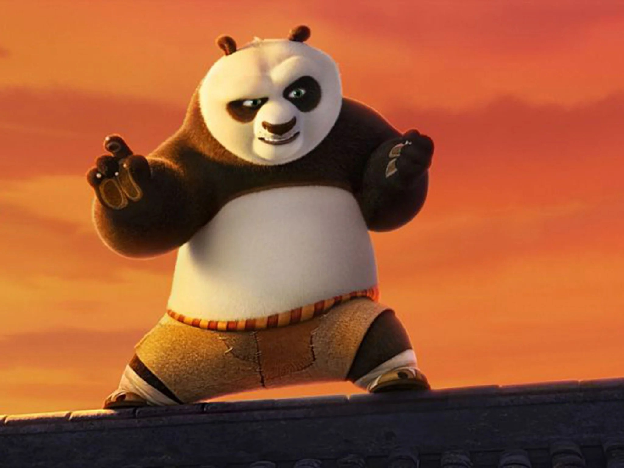Kung Fu Panda 3 Film Review Striking Back In A Lively
