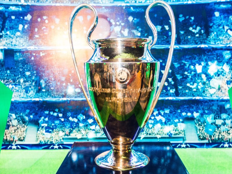 Champions League semi-final draw: When will Man City, Real ...