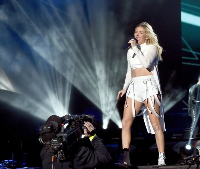 Synth Pop Juggernaut Ellie Goulding Has Cracked The Us