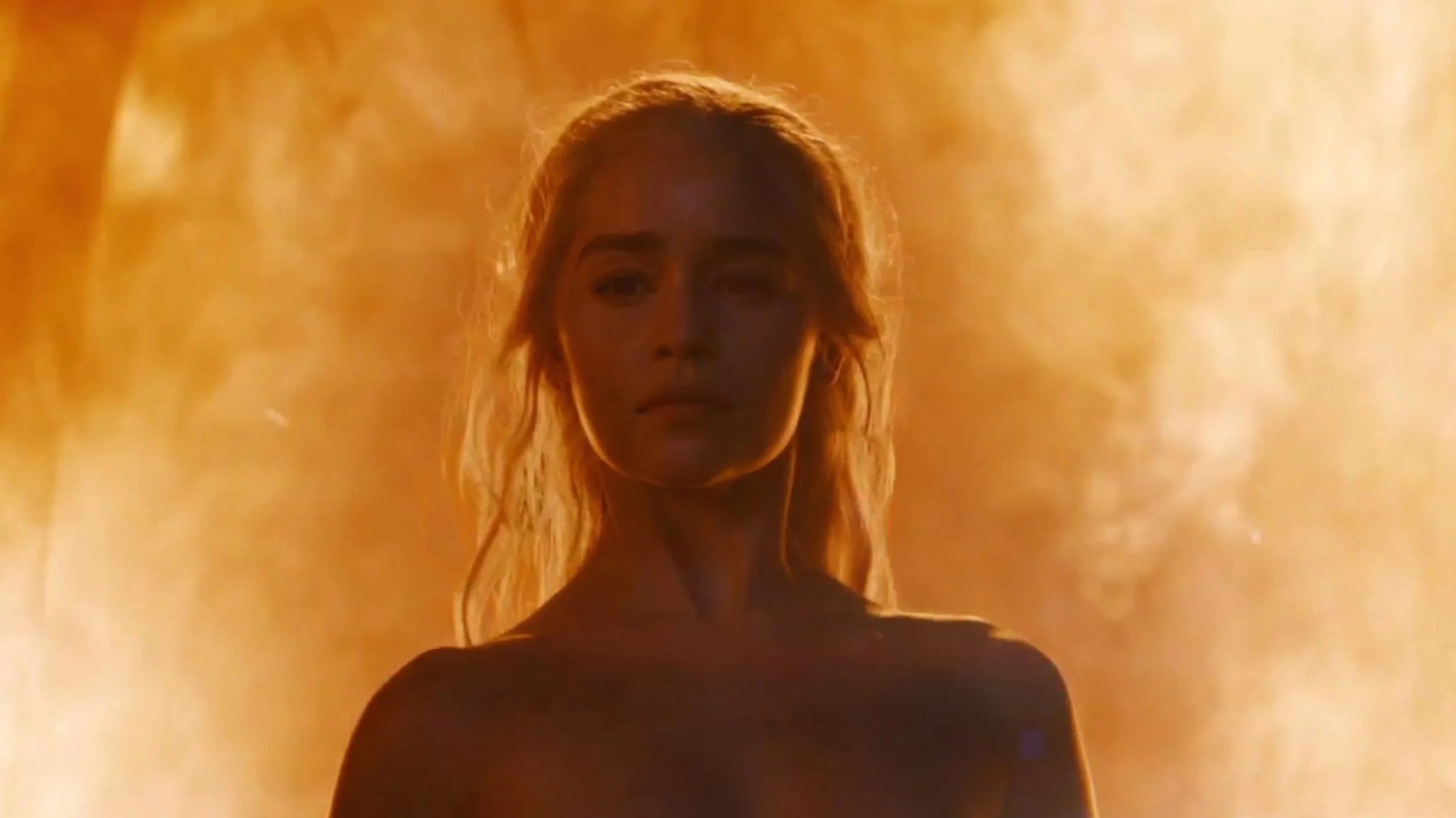 Emilia Clarke Reveals How She Handles Filming Game Of Thrones Nude Scenes