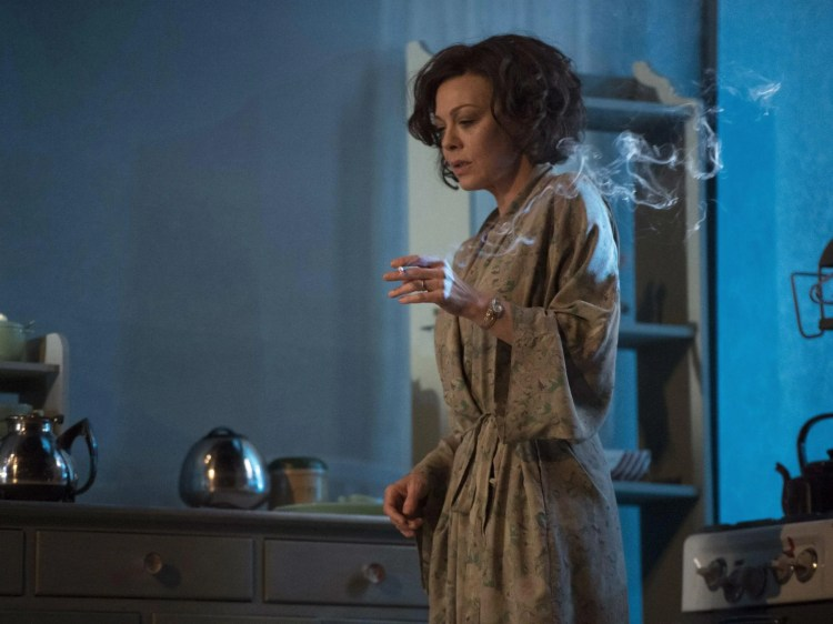 Helen McCrory gives a commanding performance in this revival of Terence Rattigan's 1952 play