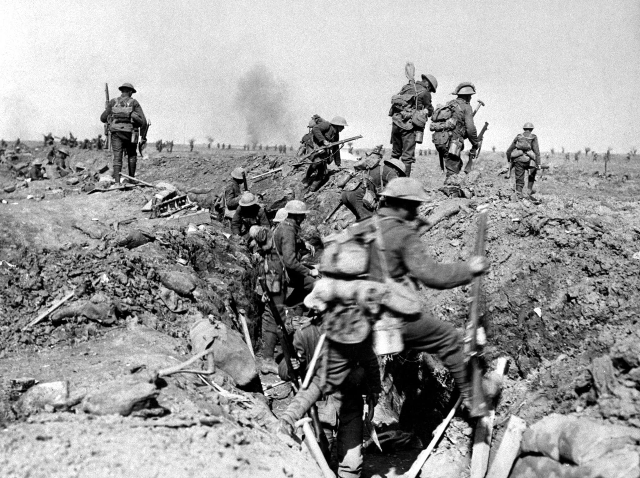 Battle Of The Somme Centenary What Happened And Why It Is