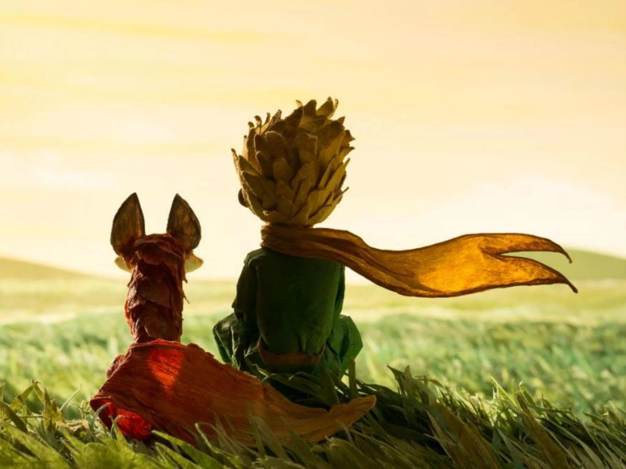 Netflix S The Little Prince Is The Animated Film We All