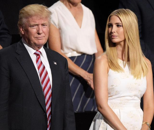 Read More Donald Trump Makes Vulgar Remarks About His Daughters Body