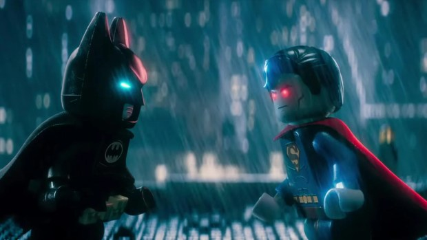 lego batman movie reseña versus