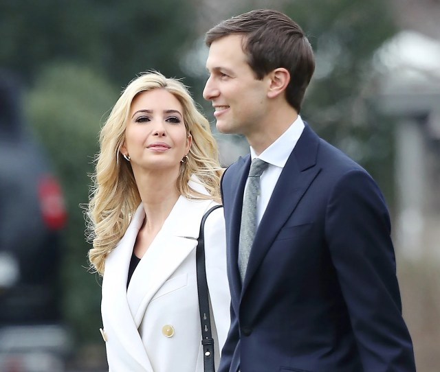 Ivanka Trump And Jared Kushner Hold Hundreds Of Millions In Assets While Working In Government