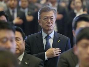 Bildergebnis für Koreas Moon Jae-in public domain
