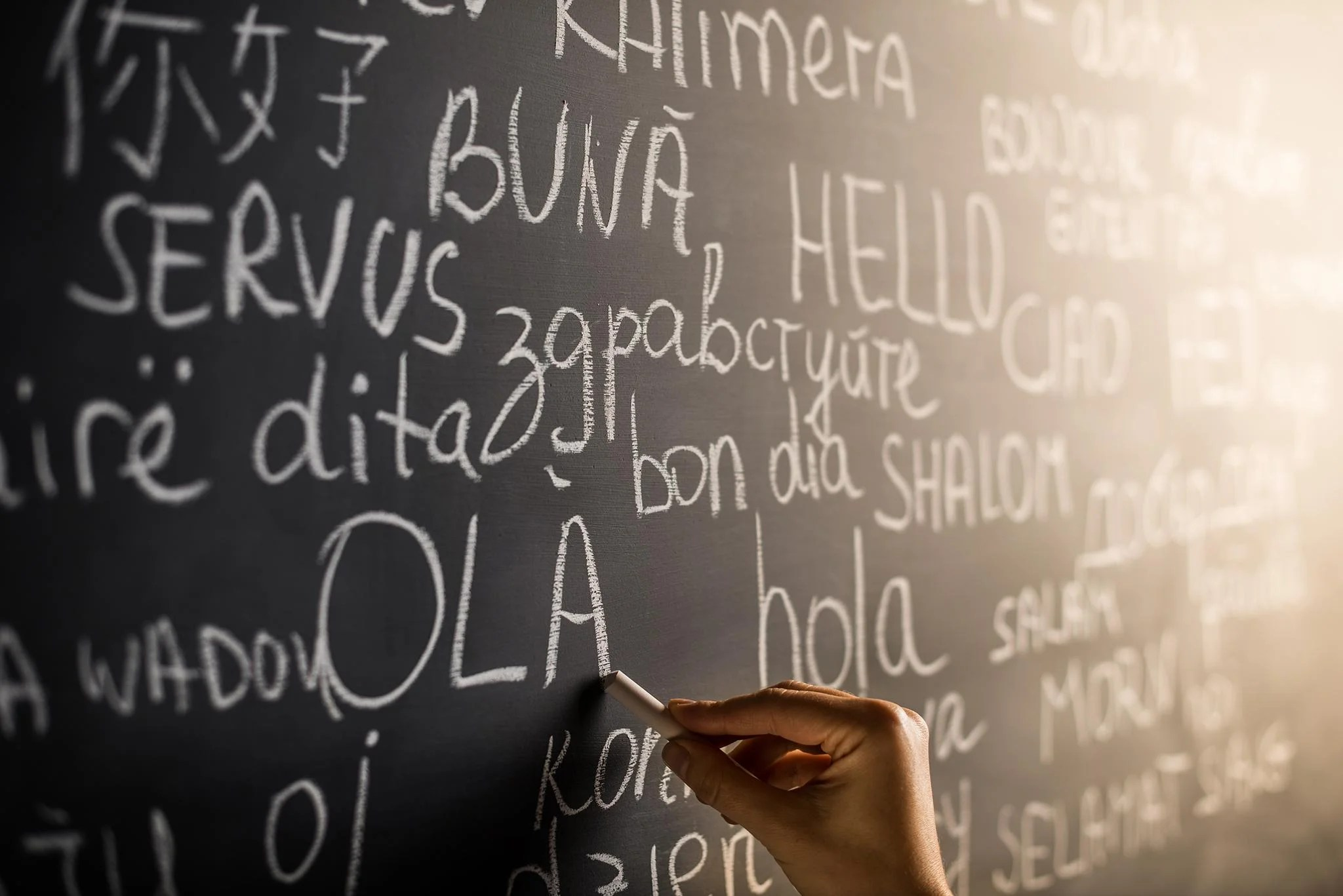 Bilingual Speakers Experience Time Differently To People Who Only Speak One Language Study