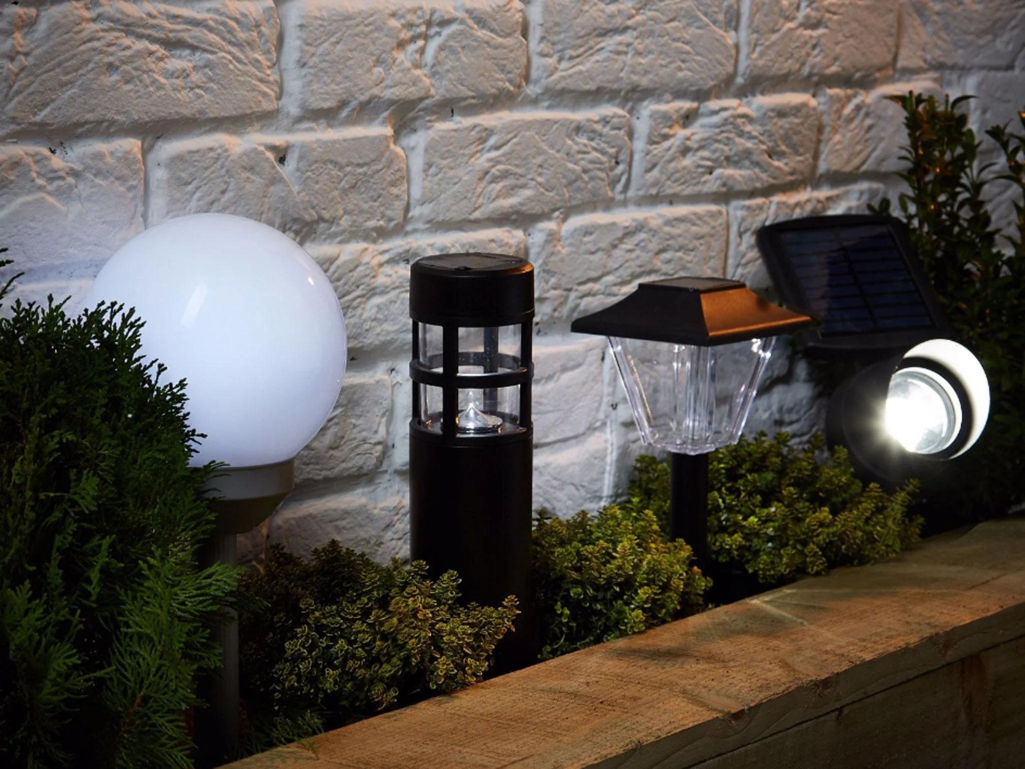 8 Best Solar Powered Lights The Independent The Independent