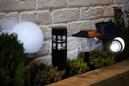 8 best solar powered lights   The Independent Use the latest eco friendly illuminators to keep your garden or driveway  lit at night