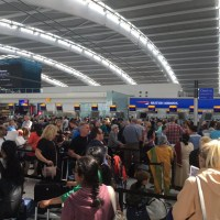 British Airways could face massive bill over global IT meltdown with delays set to continue - Thousands of delayed passengers could be eligible to claim compensation under EU law - BA has said it believes the systems failure was caused by a power supply issue