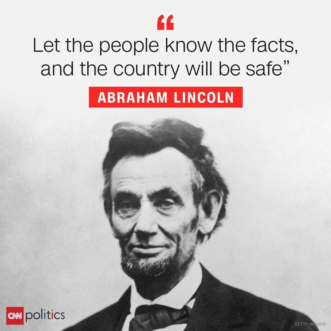 Cnn Taunts Trump On July 4 With Abraham Lincoln Quote On