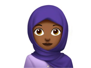 Hijab emoji coming to the iPhone as part of iOS 11.1 update | The  Independent | The Independent