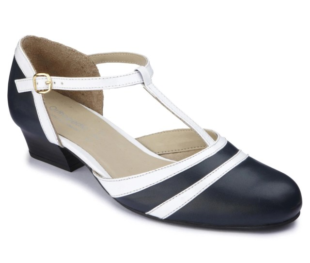 A Nod To The Sixties Style This T Bar Model From Jd Williams Orthopaedic Line Of Shoes Will Not Only Jazz Up An Evening Gown Theyll Ensure Your Feet