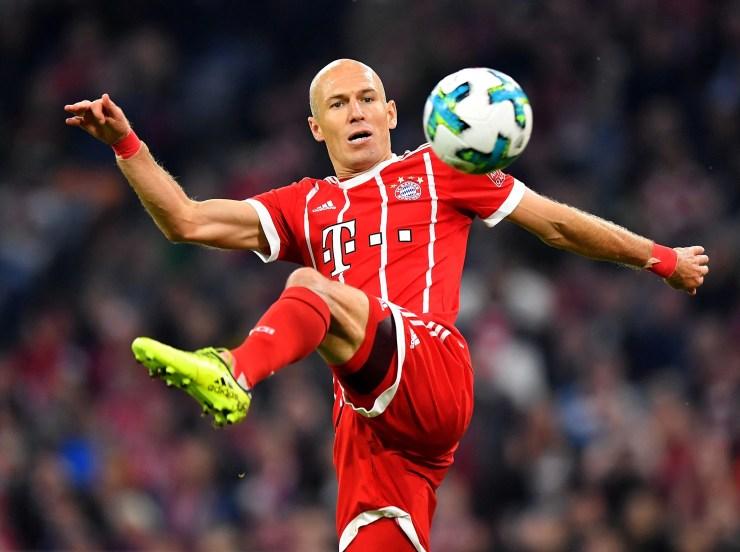 Image result for Arjen Robben money