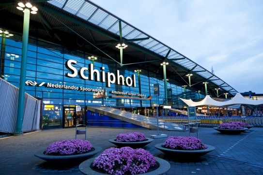 Resultado de imagen de amsterdam airport