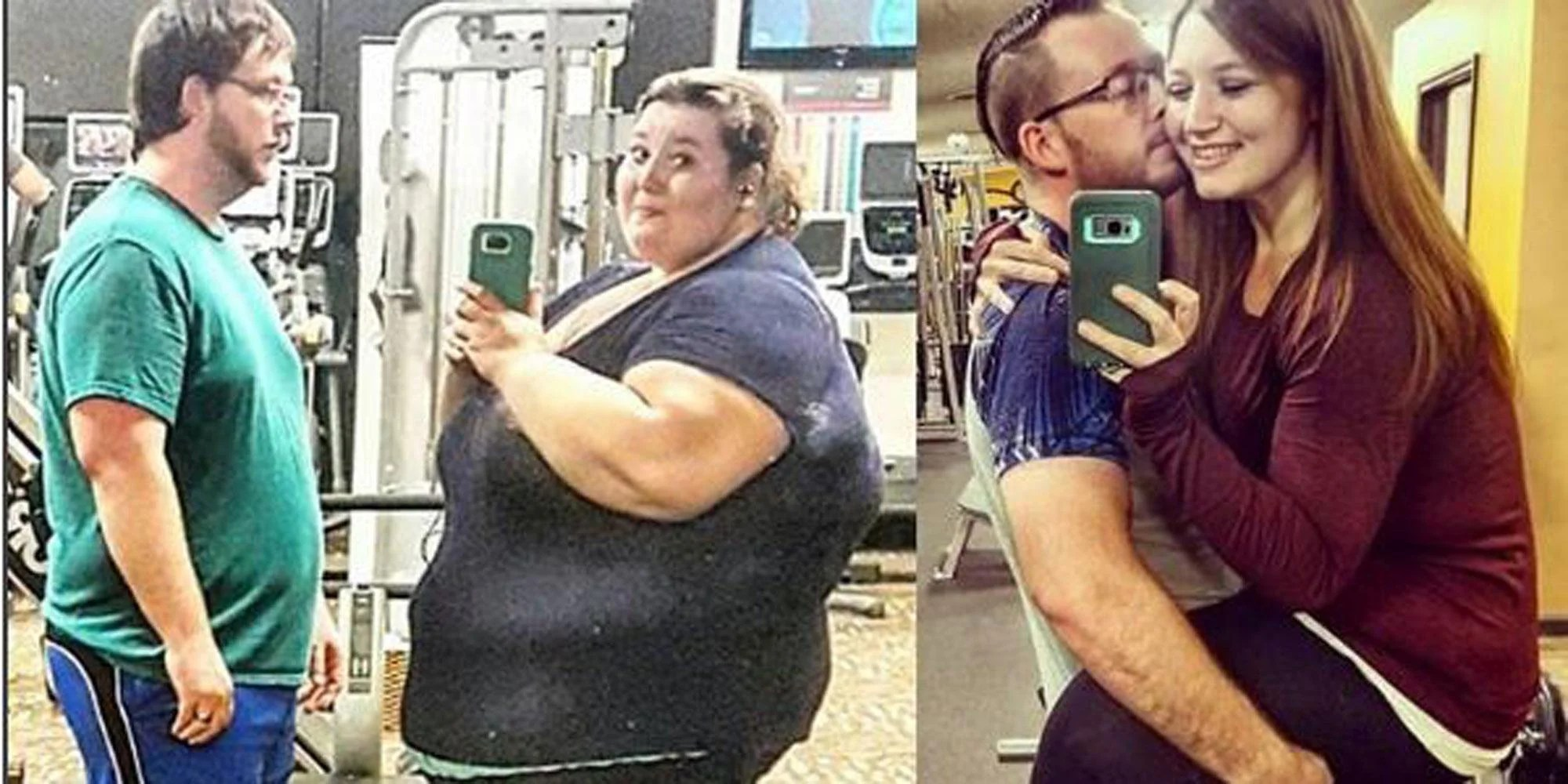 A Couple Kept Their New Year S Resolution To Lose Weight