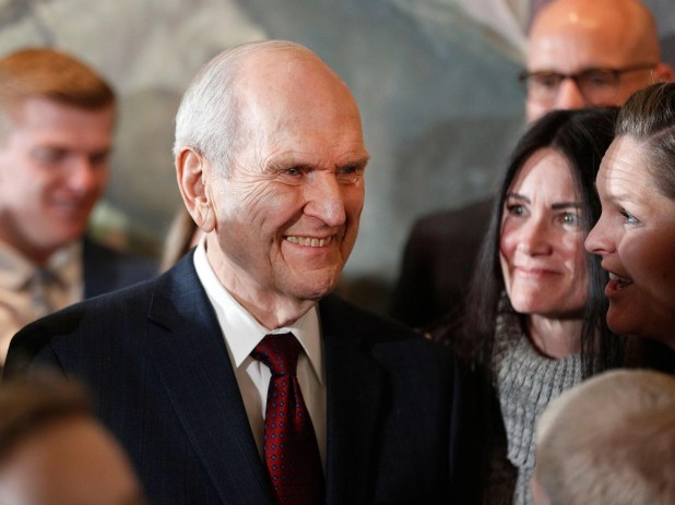 Russell M Nelson: Who is the new Mormon president? Will he reform Church of Latter-day Saints? | The Independent | Independent