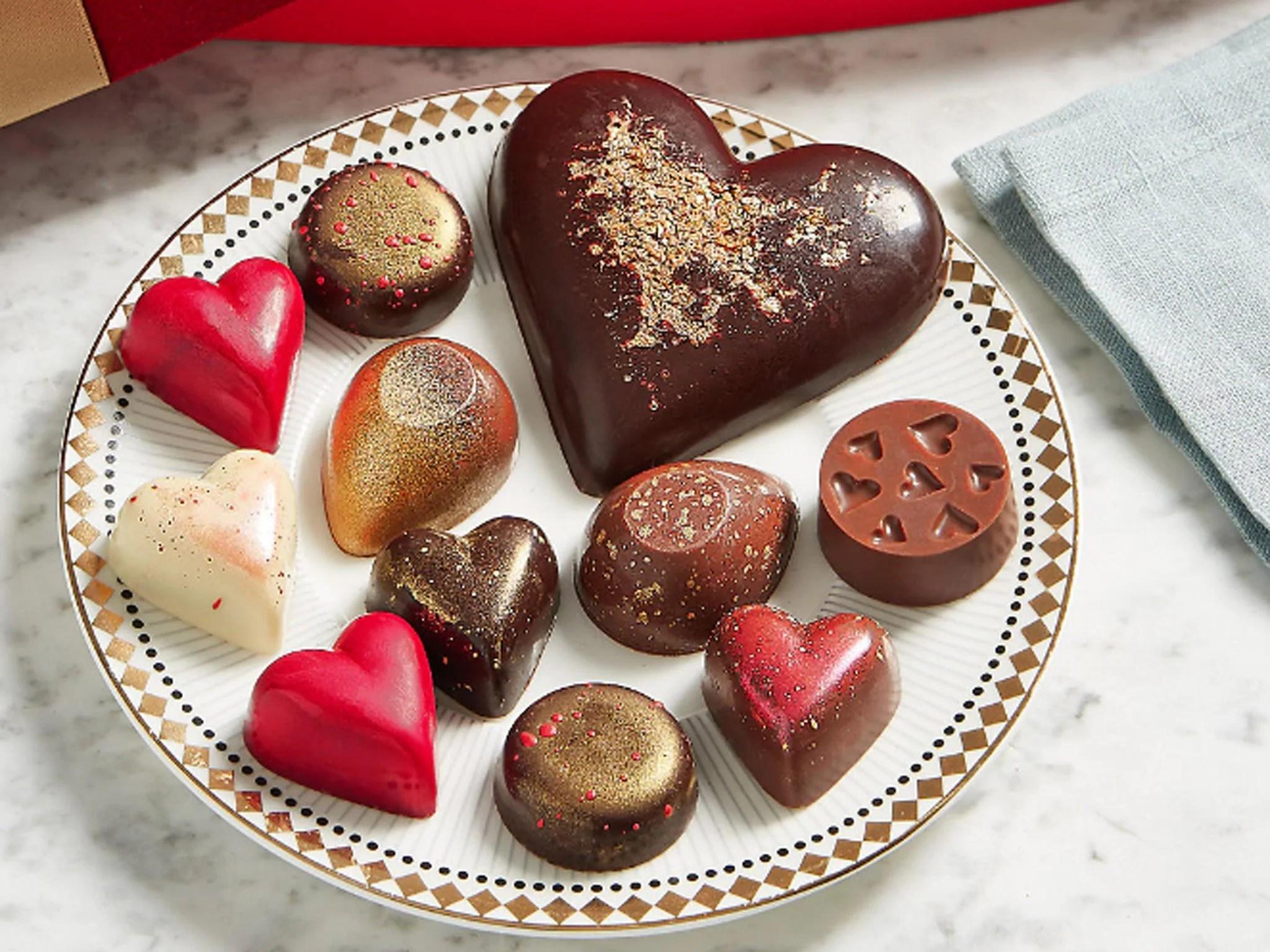 8 Best Valentine S Day Chocolates The Independent