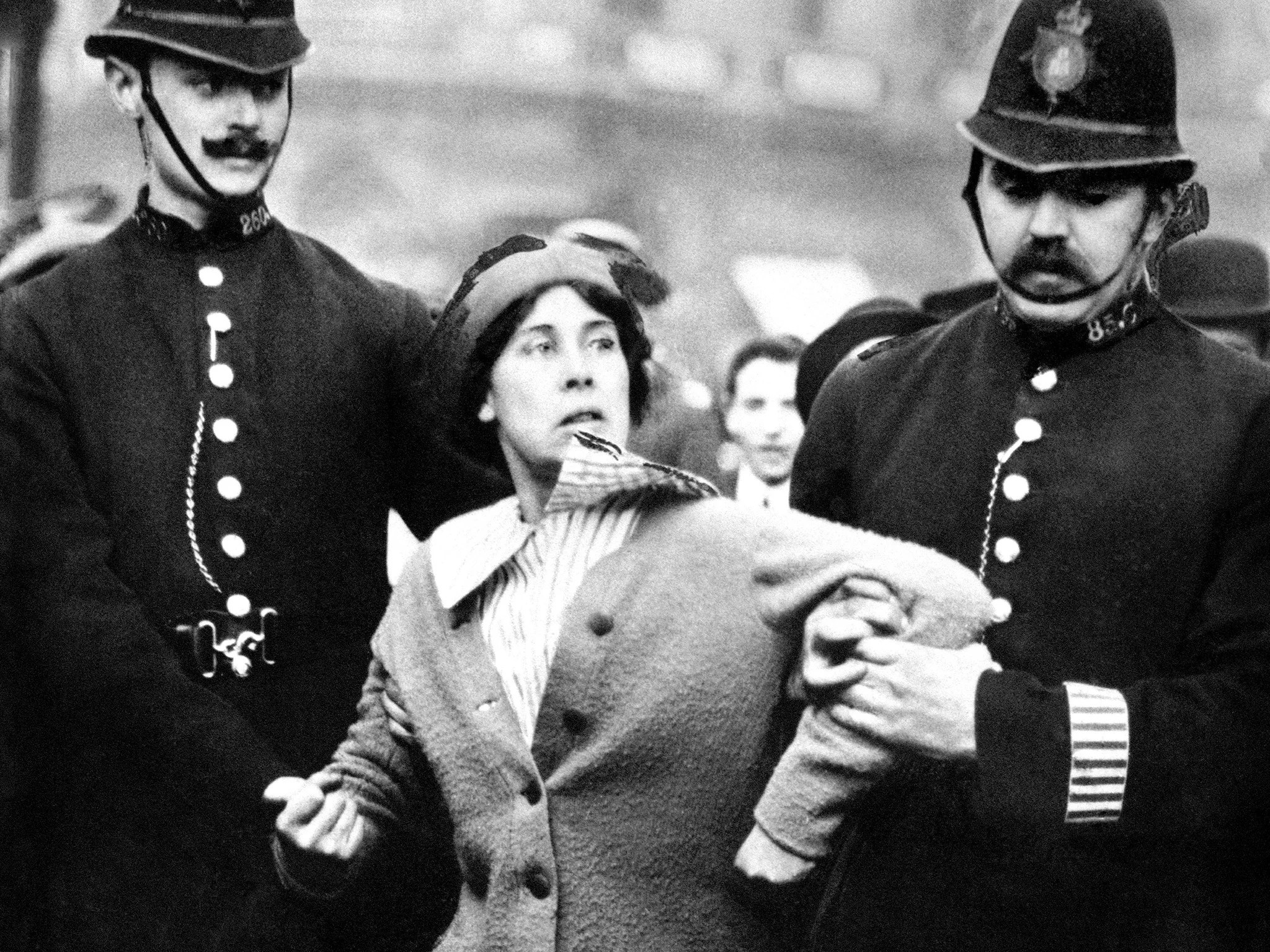 Women S Suffrage At 100 Amber Rudd Says She Will Consider