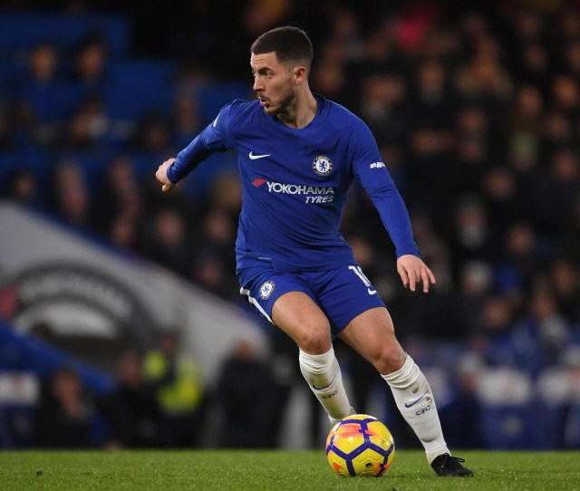 Hazard Is Yet To Sign A New Deal With The Blues