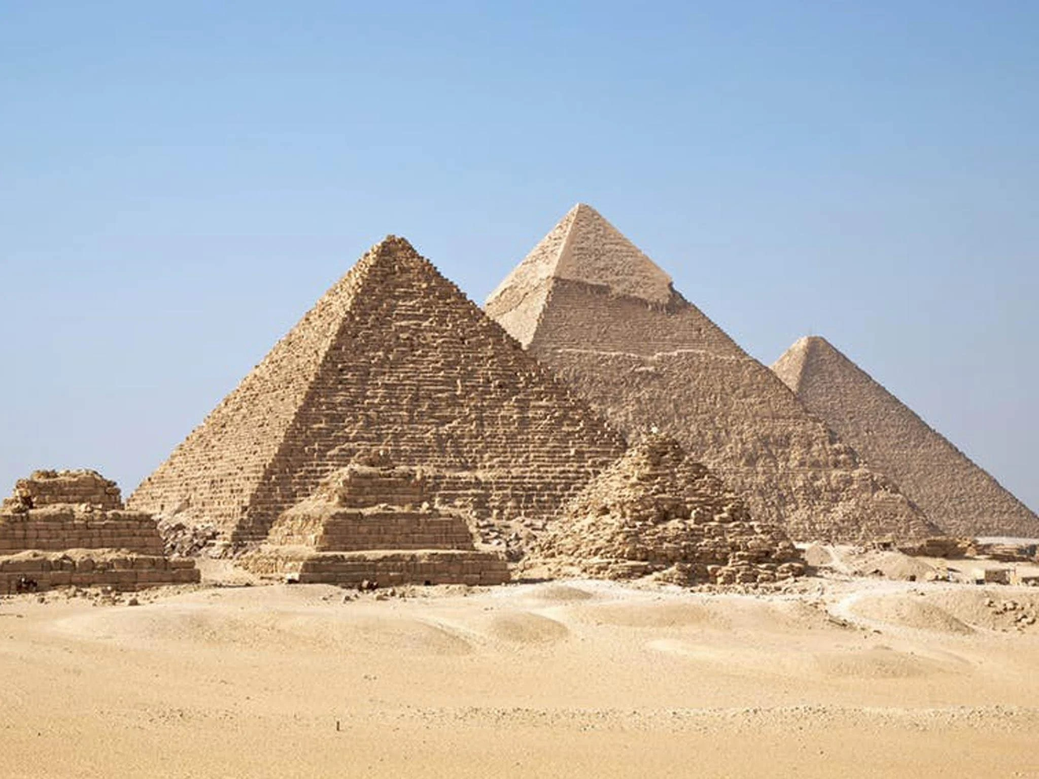 Astronomy Can Help Us Understand How Ancient Egyptians Built The Pyramids