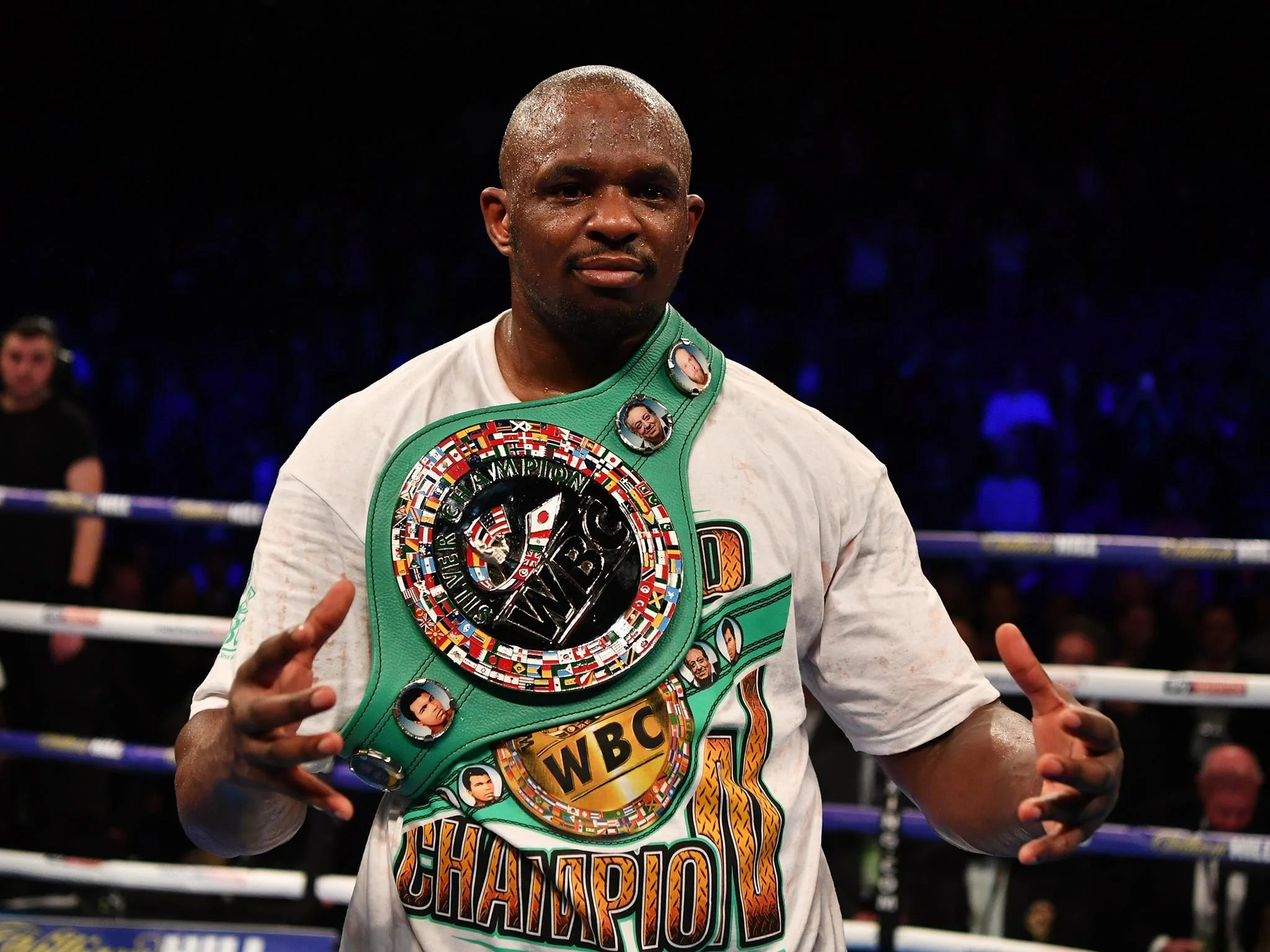 Dillian Whyte Ordered To Face Kubrat Pulev By Ibf That Could Jeopardise Anthony Joshua Vs