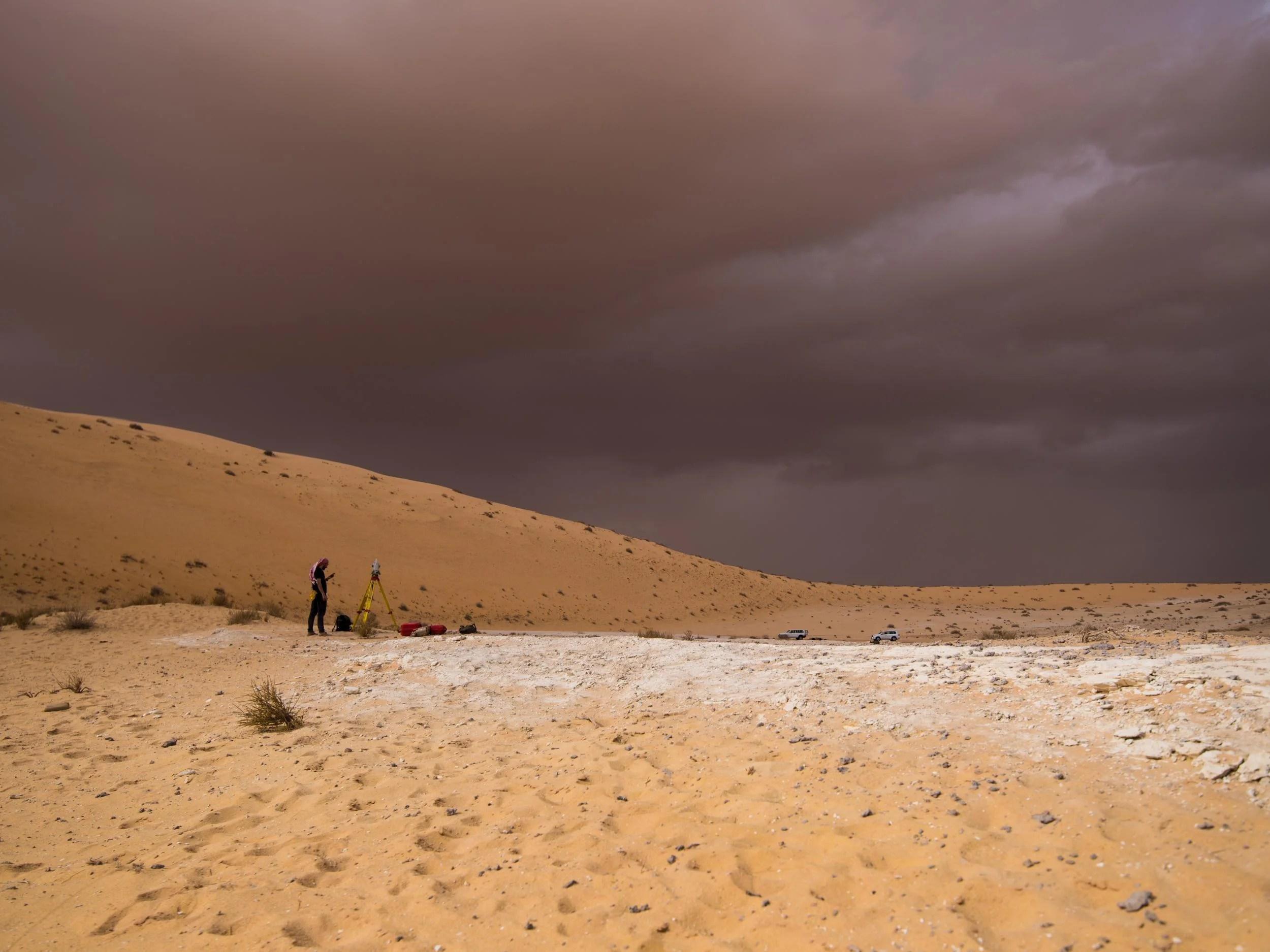Finger Found In Saudi Arabian Desert Reveals Secrets Of Early Human Migration