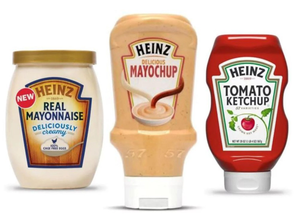 Image result for Ketchup, Butter and Mayo