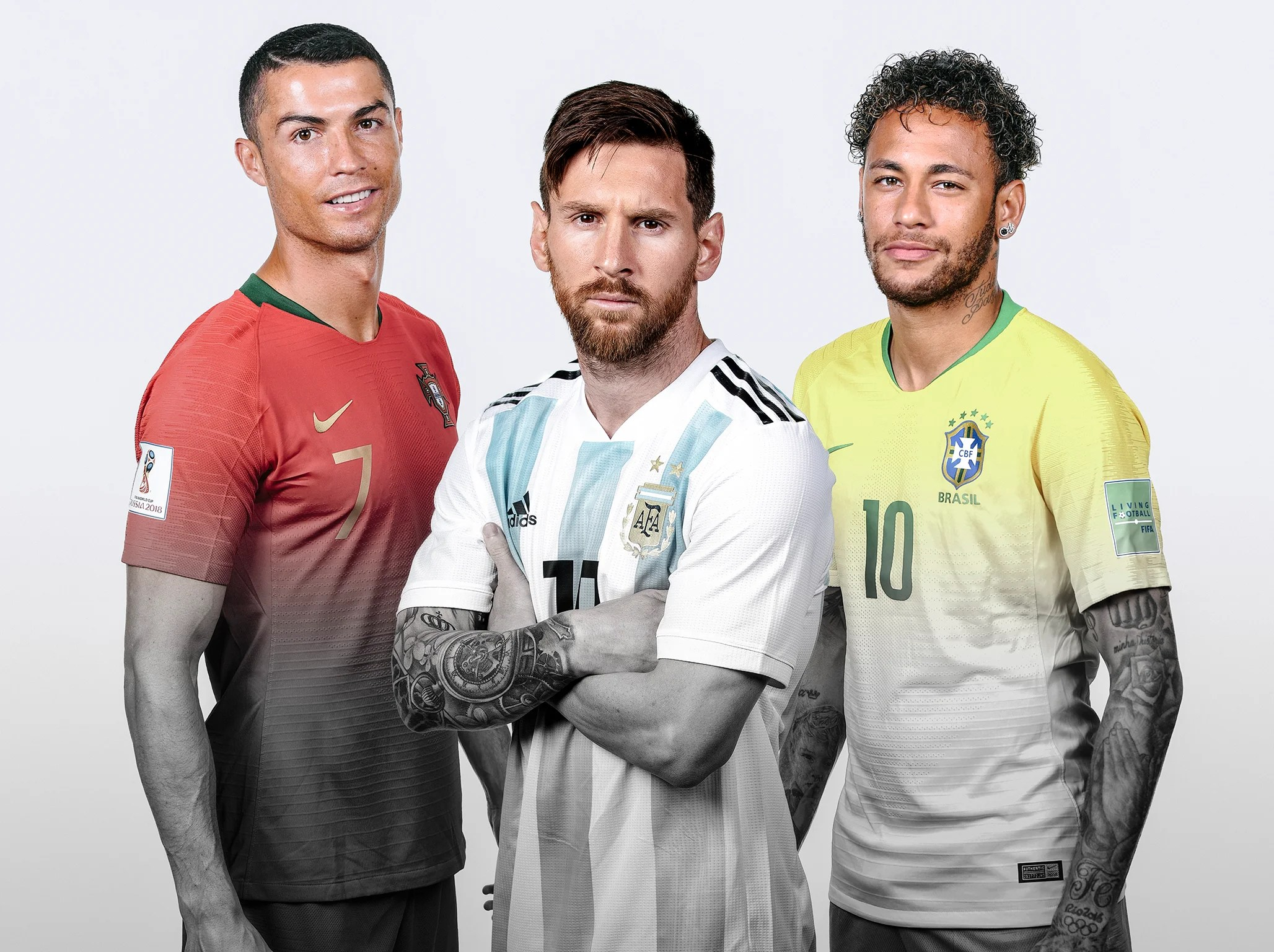 Why An Egocentric World Cup Of Cristiano Ronaldo Lionel