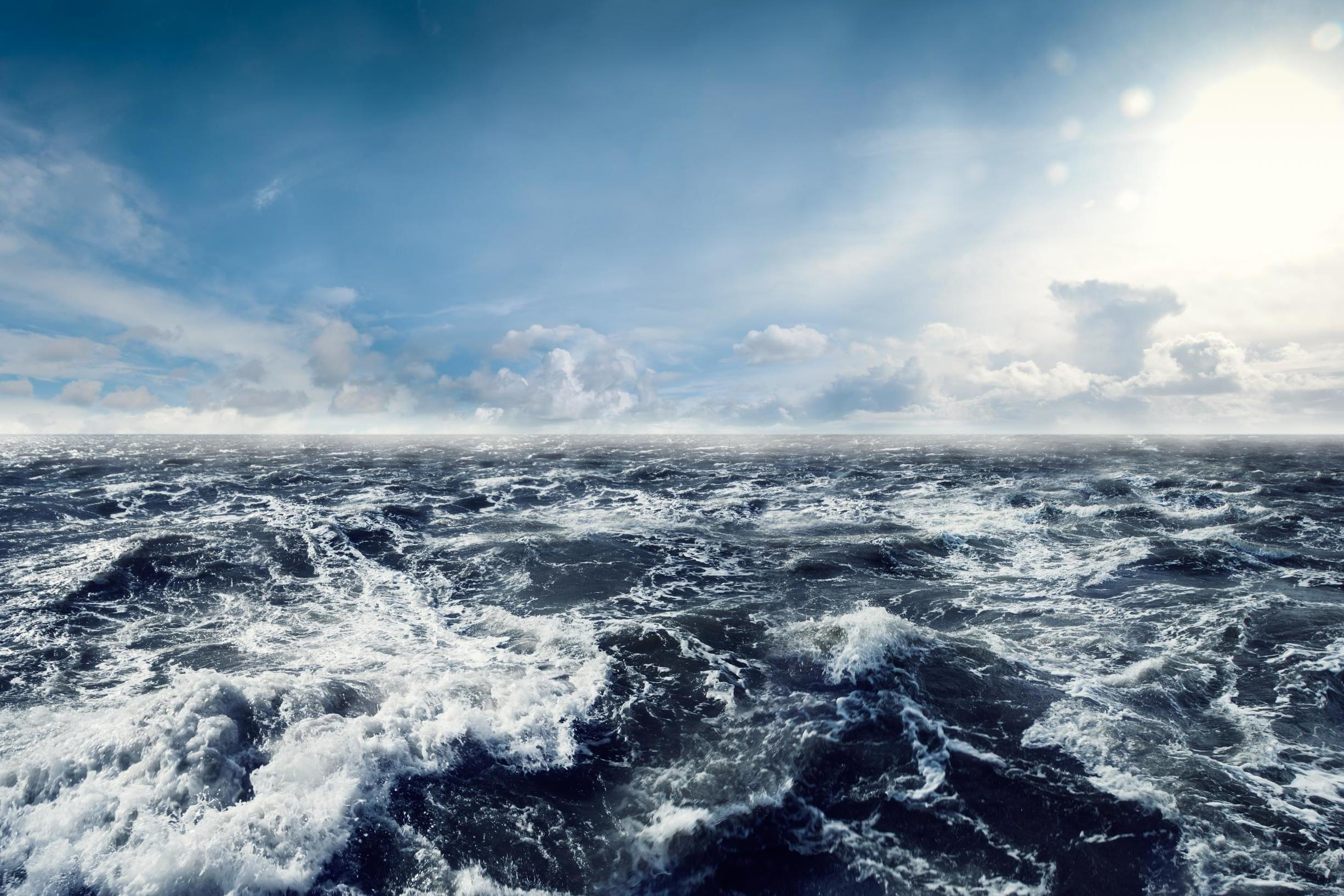 Why Is The Ocean Salty