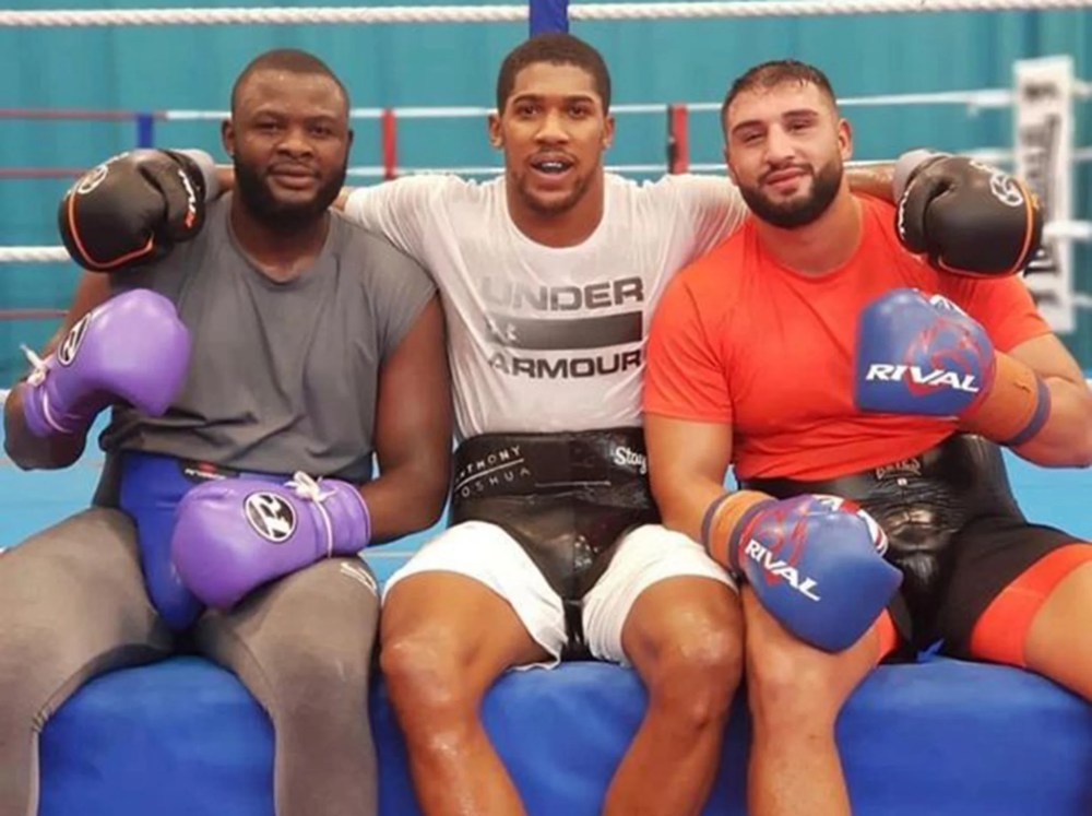Image result for sparring partners