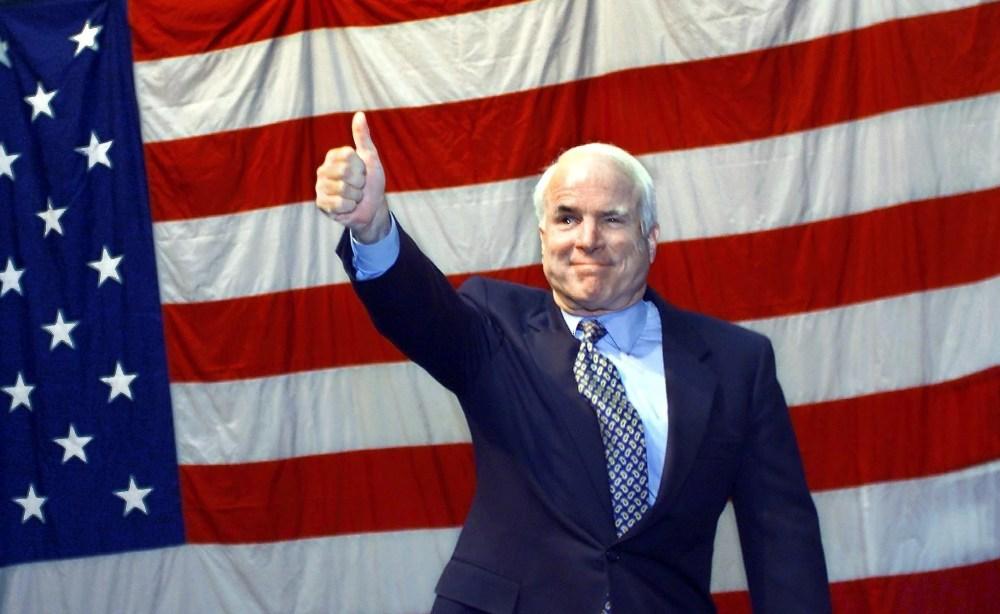 John McCain - 2000