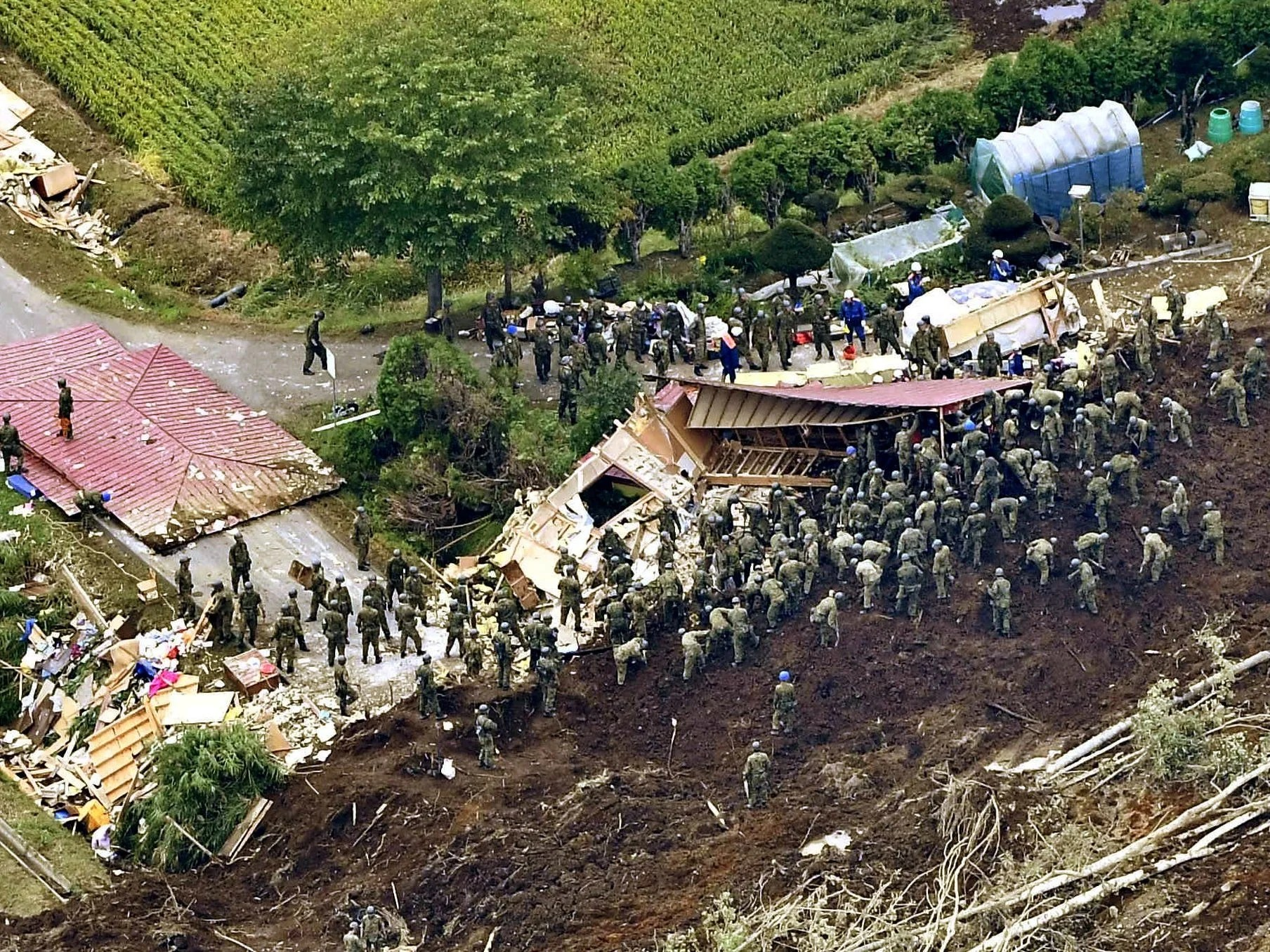 Japan Earthquake Toll Rises To 16 As Fears Grow For Dozens Missing
