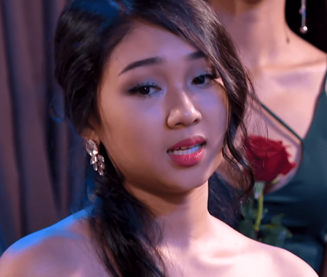 The Bachelor Vietnam Contestant Declares Love For Competitor