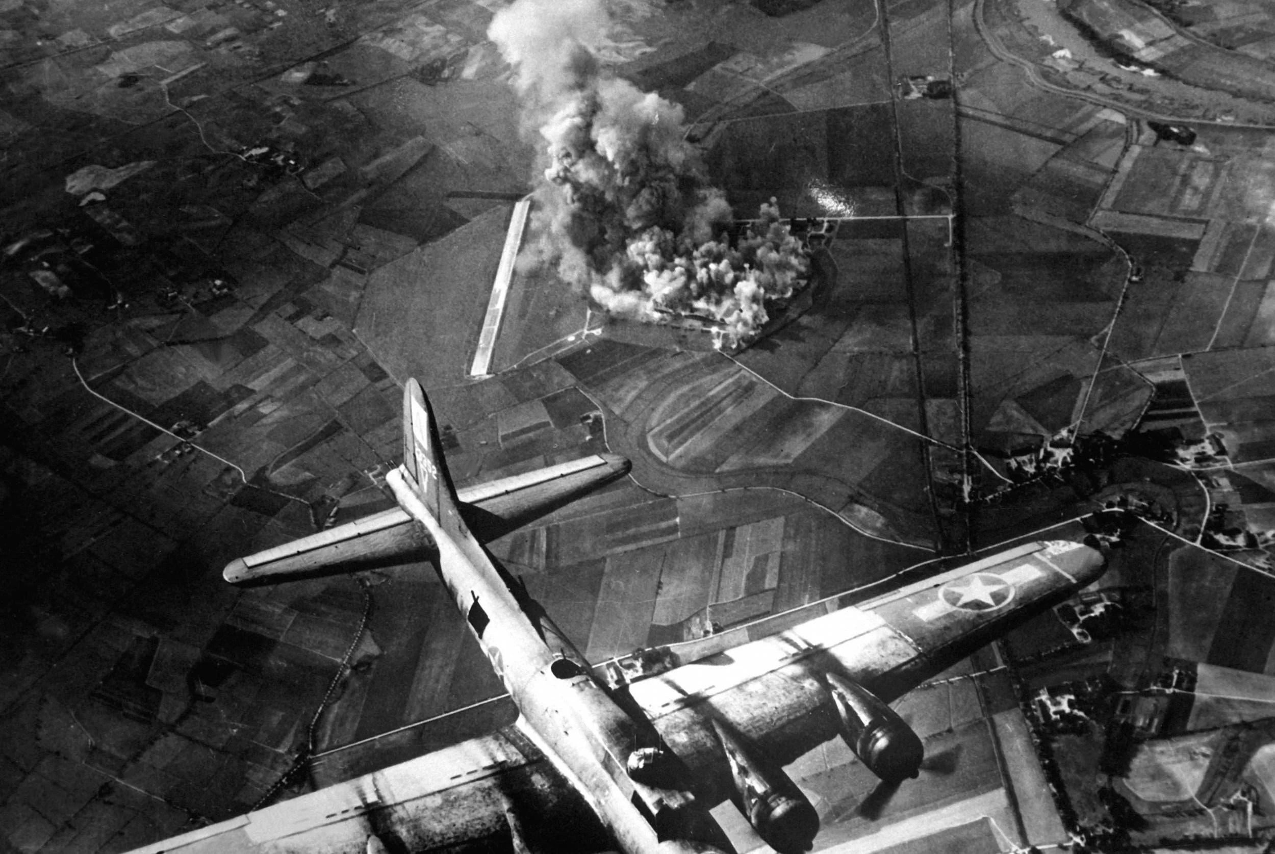 Second World Waring Raids Sent Shockwaves To Edge Of