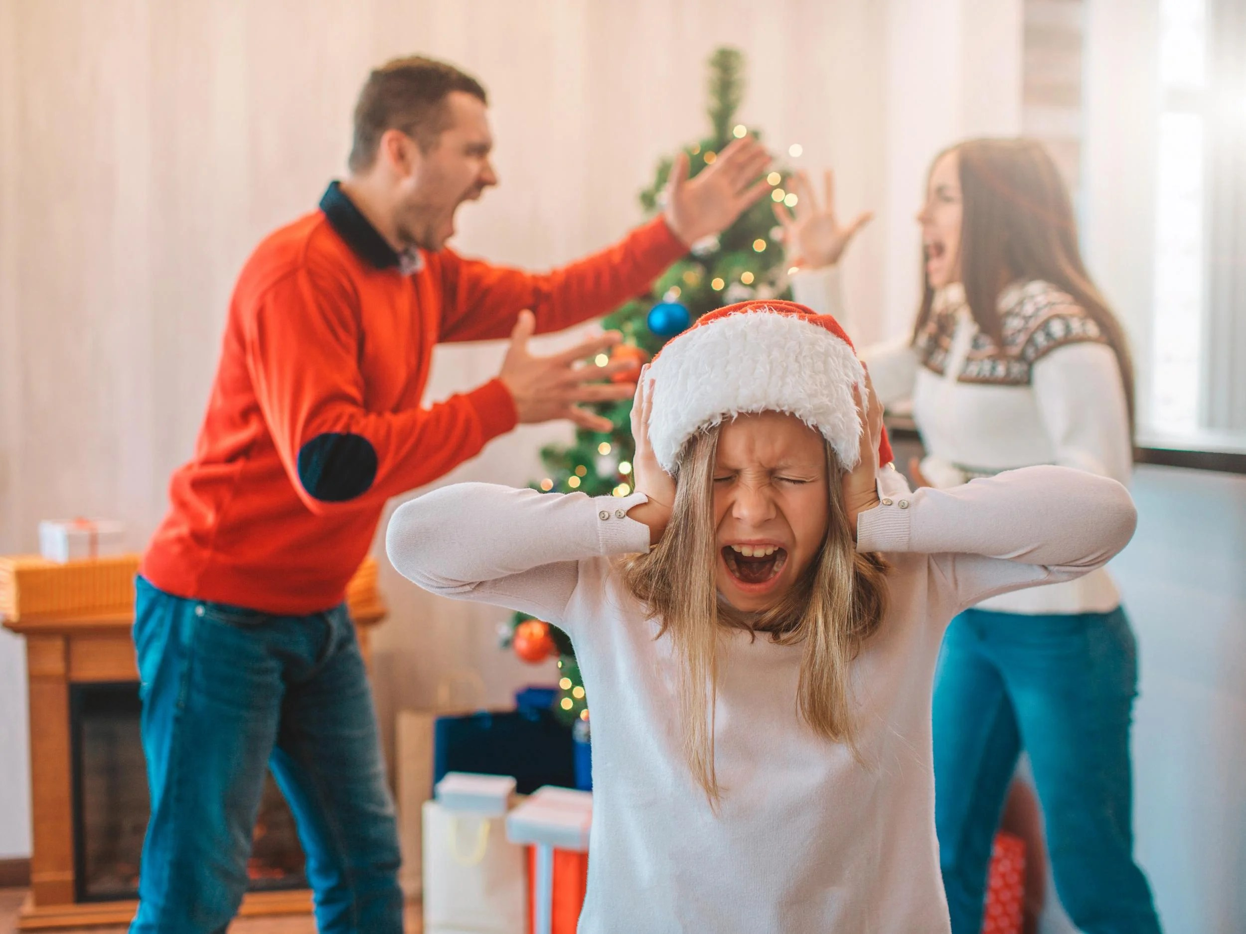 Don T Try To Reconnect With Your Family This Christmas
