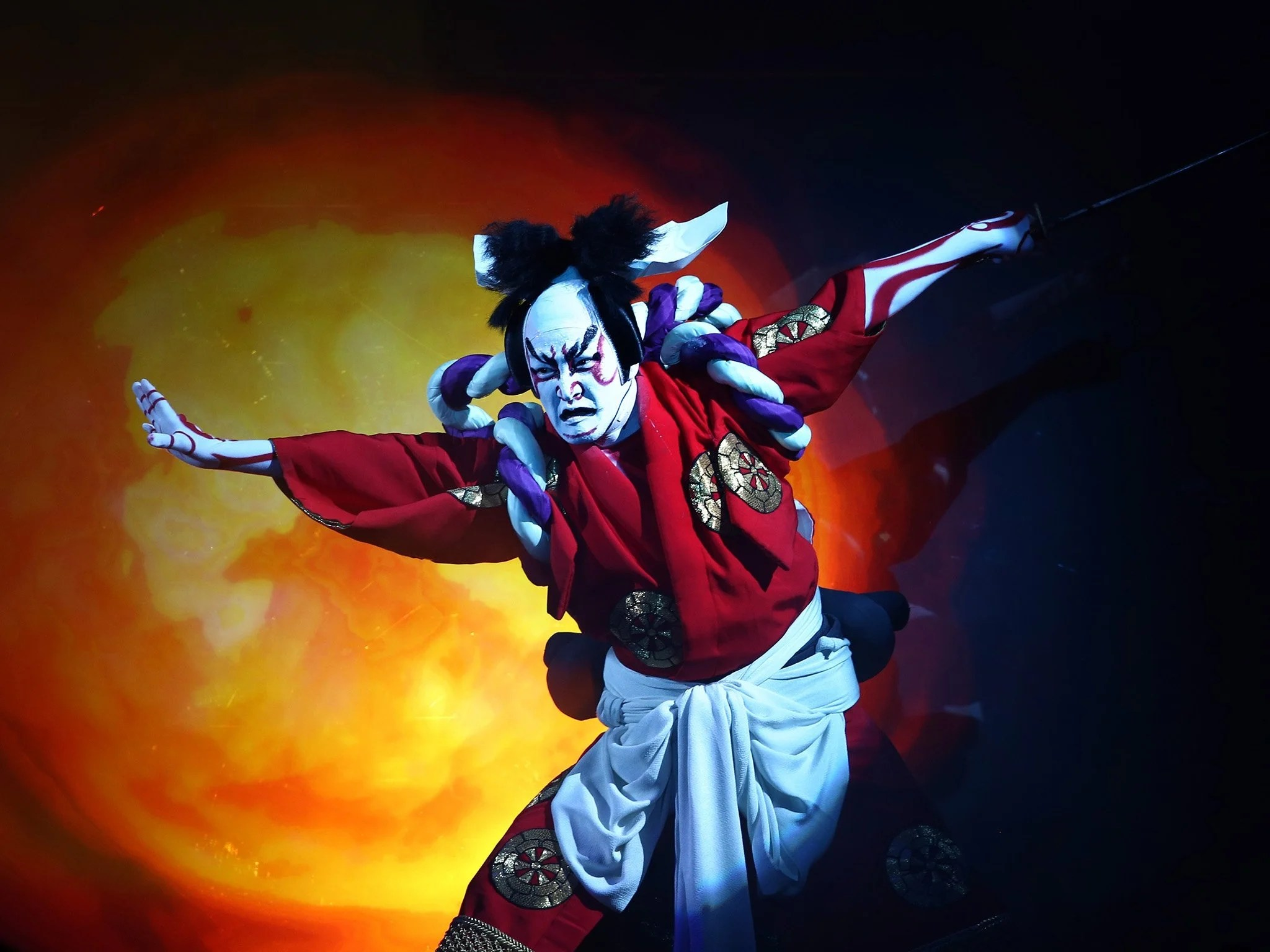 Kabuki The Traditional Japanese Theatre Transformed By