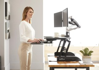 Best standing desk 2021: Affordable, electric options | The Independent