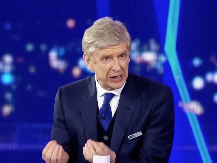 Image result for Arsene Wenger  Former Arsenal Manager Arsene Wenger reveals why he turned down Real Madrid arsene wenger beinsports