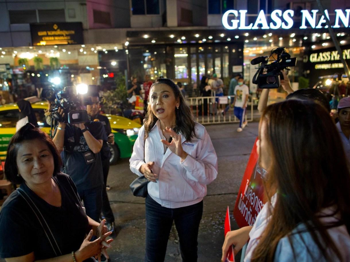 Image result for transgender pm thailand
