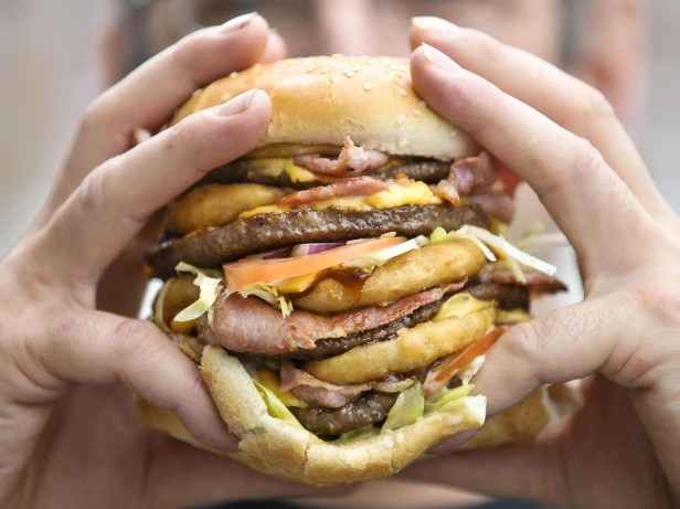 Junk food ads could be banned before watershed