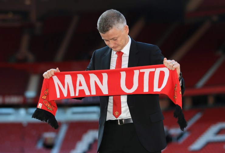 Image result for ole gunnar solskjaer  GIGGS REVEALS THE ONLY THING MANCHESTER UNITED NOW NEED TO ENTER THE TOP FOUR Ole Gunnar Solskjaer 3