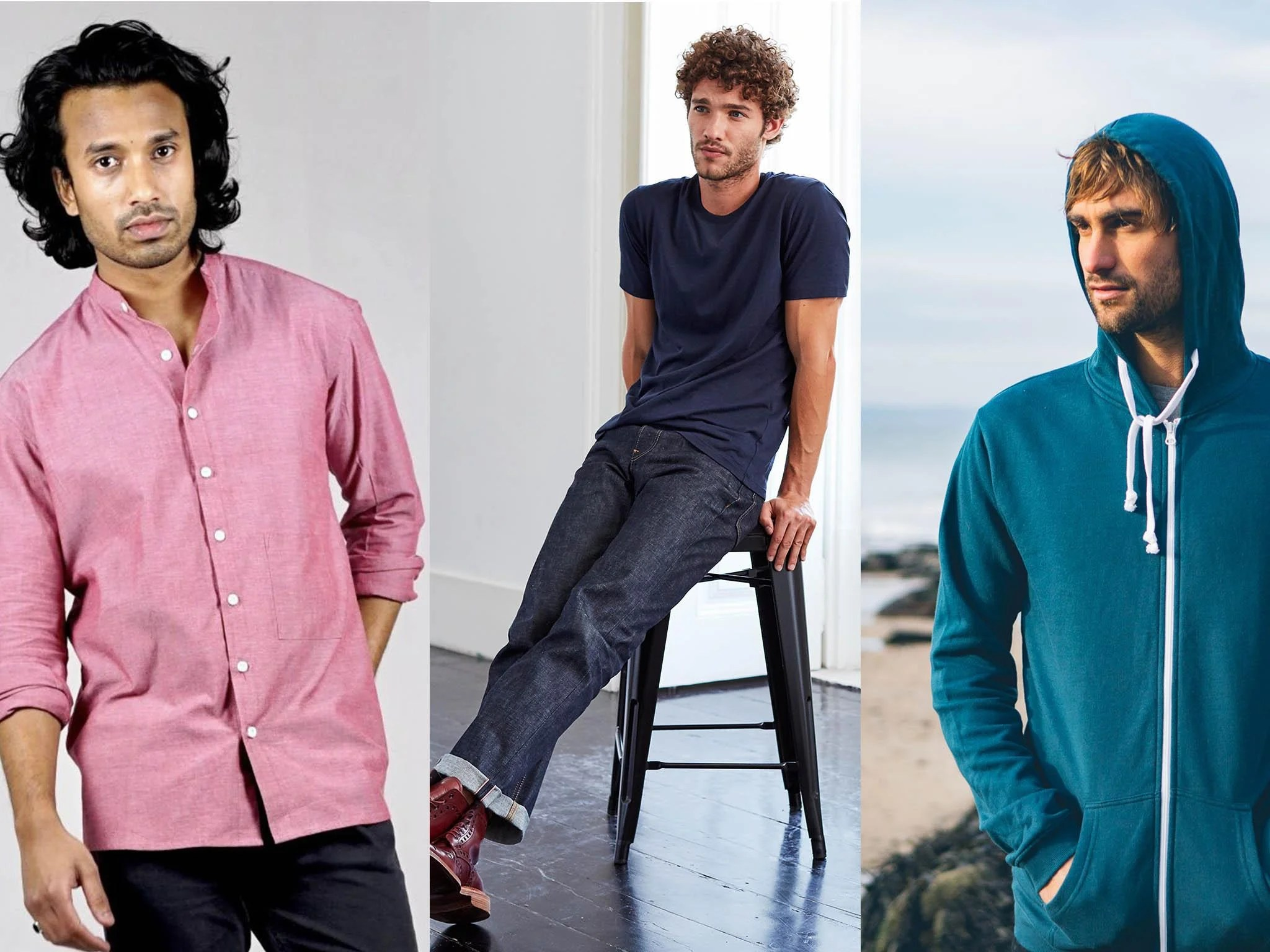 13 Best Sustainable Men's Clothing Brands That Don't