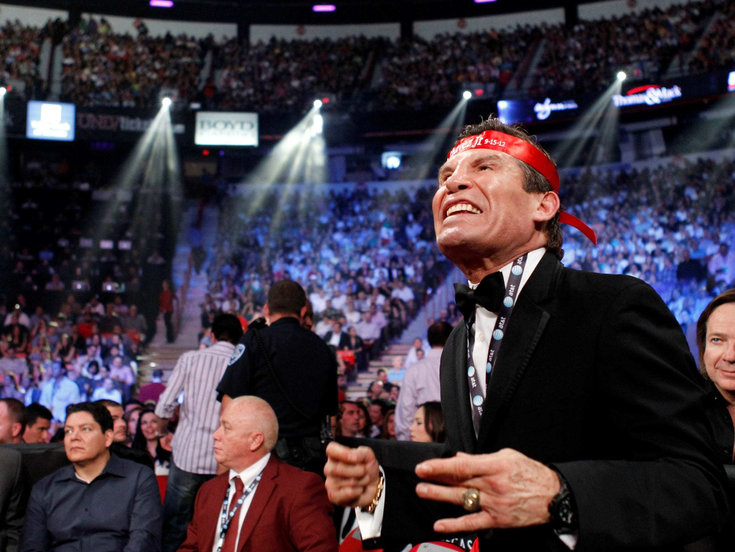 Julio Cesar Chavez Mugged At Gunpoint By Armed Robbers As