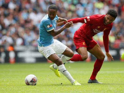 Liverpool vs Manchester City LIVE: Stream, score, latest ...